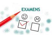 Examens & contrôles